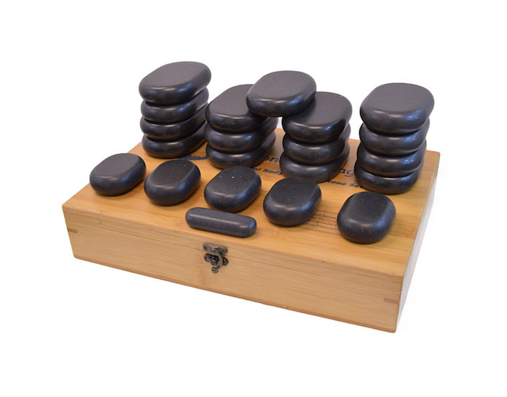 Hot stone kit for sale-7251