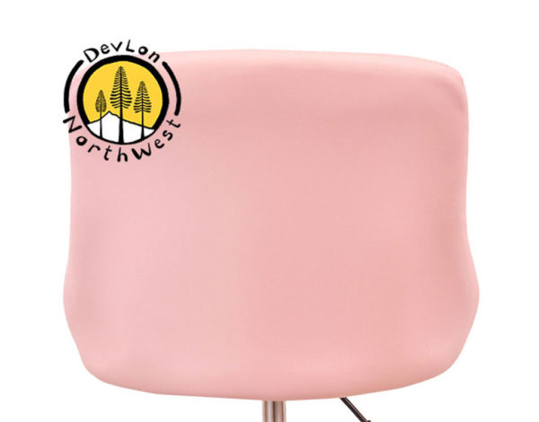 light_pink_rolling_stool_back_rest_5