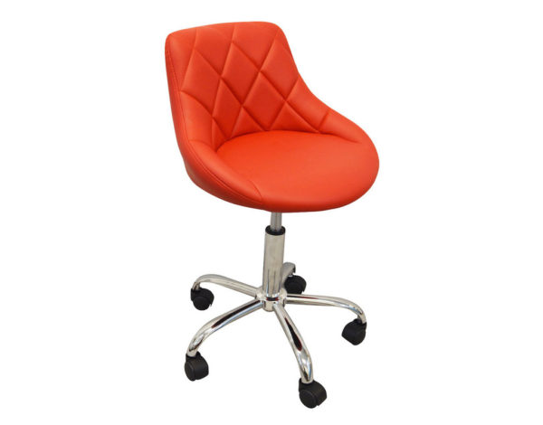 red_rolling_stool_back_rest_1